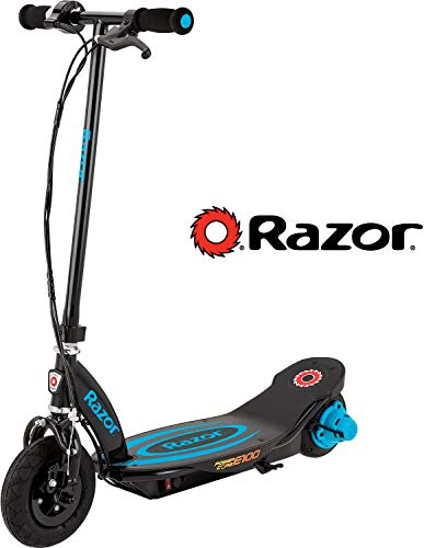 Razor Power Core E100 Electric Scooter - Blue (E 100 Electric Scooter)