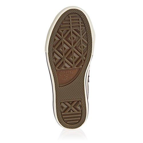 Converse Shoes - Converse Star Player Ev 3v Leather Ox Junior Shoes - Black/Dolphin/Egret Schwarz