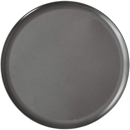 Wilton 2105-8243 Premium Non-Stick Bakeware, 14-Inch Perfect Results Pizza Pan, 14 inch (The Best Store Bought Cookies)