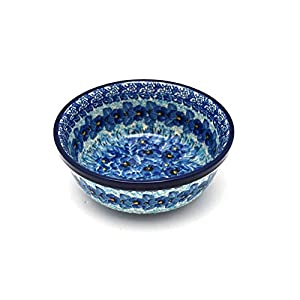 Polish Pottery Bowl – Soup and Salad – Unikat Signature – U3639