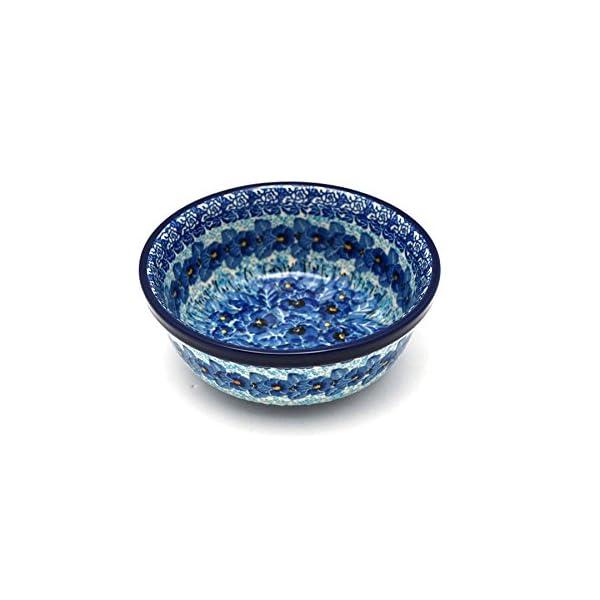 Polish Pottery Bowl – Soup and Salad – Unikat Signature – U3639