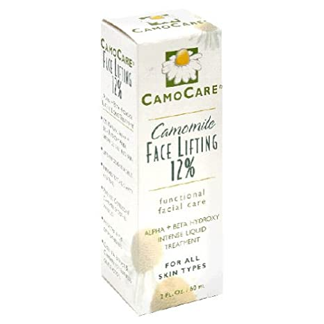 Camocare intense facial therapy