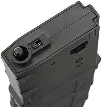 Battleaxe DMAG M4//AR15 30//130rd Chargeur r/églable Real Mid Casquette Airsoft