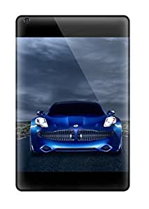 For Ipad Mini/mini 2 Fashion Design 2010 Fisker Front Blue Car Dark Sky Nubilous Cars Other Case-LFuCjUu144DOErR