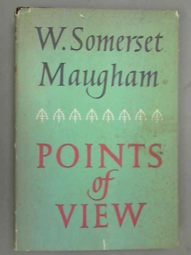 Points of view;: Five essays ebook