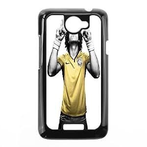 HTC One X Phone Case Black David Luiz WQ5RT7414759
