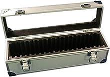 Aluminum Storage Box for 20 Universal Coin Slab Holders PCGS / NGC / Premier / Little Bear Elite Etc