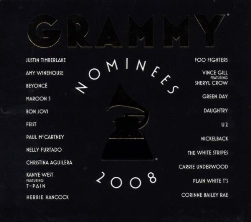2008 Grammy Nominees by Hip-O Records
