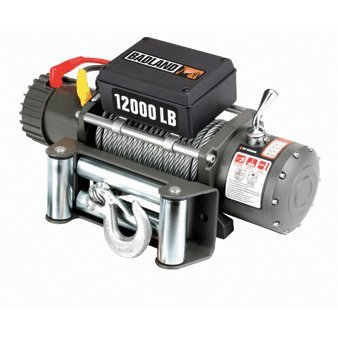 badlands 12000 winch review