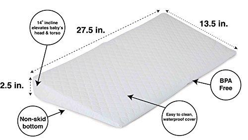 how to raise crib mattress height