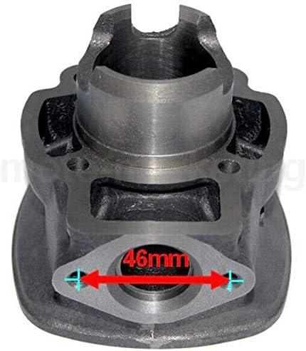 50 Zylinder 40mm KOLBEN Nadel Lager KIT Set f/ür GILERA Runner SP DD bisBj98 H2O Zylinderkit Unbranded