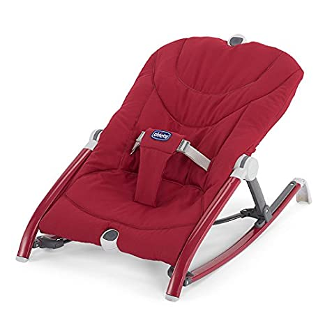 Chicco Wippe Pocket Relax, red