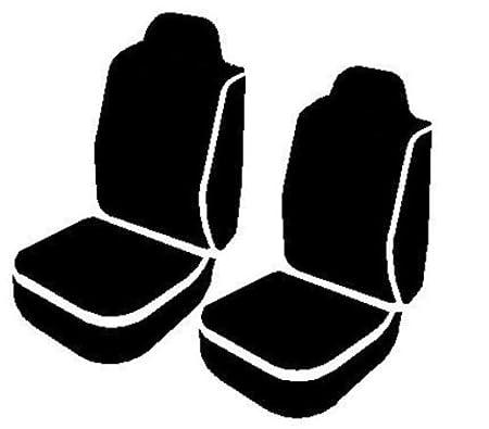 Black FIA TR48-5 BLACK Universal Fit Truck Bucket Seat Cover