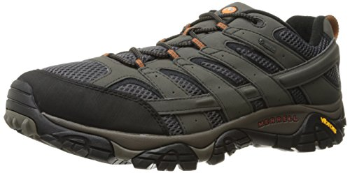 Merrell Men's Moab 2 GTX Hiking Shoe, Beluga, 13 M US (Moab Footwear)