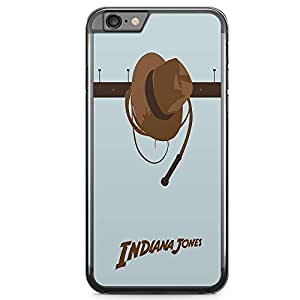 Loud Universe Classic Style iPhone 6 Case Indiana jones iPhone 6 Cover with Transparent Edges