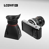 Kinotehnik LCDVF BM LCD viewfinder loupe for Blackmagic Pocket Camera View Finder DSLR Video BMPC
