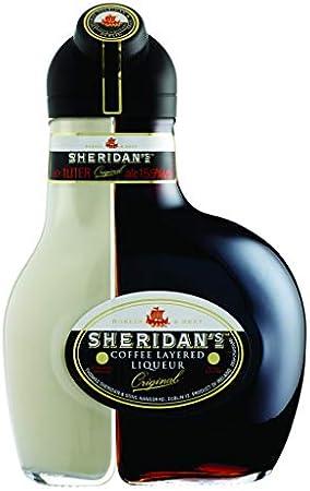Sheridan's Crema de licor café y chocolate negro - 1000 ml