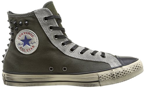 Converse All Star Hi Textile/Suede Stud - Zapatillas Iron/Drizzle Grey