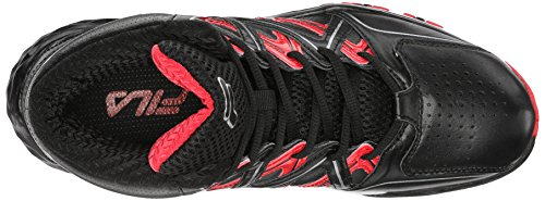 Fila Red Basketball Shoe Fila Men's Black Black Posterizer Sqqaryg