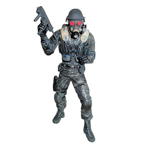 PLAYER-C Hunk 10Th Anniversary Resident Evil Archives Series 2 Action Figure 718Cm in Box