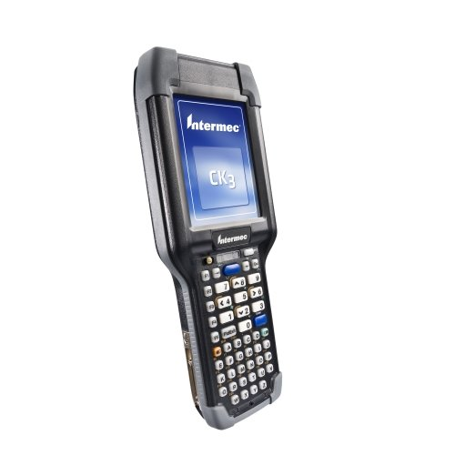 Intermec CK3X, 2D, USB, BT, Wi-Fi EX25, alpha, WIN Handheld 6.5, CK3XAA4M000W4100 (EX25, alpha, WIN Handheld 6.5 incl.: battery (5100mAh), order separately: interface cable, power supply unit)