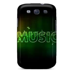 [rzGBTiv4601HMmeK] - New Music Protective Galaxy S3 Classic Hardshell Case