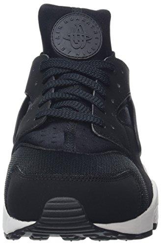 045 Pure Air NIKE Huarache Black Basses Homme Blac Noir Platinum Black Baskets P8Fqdxw8