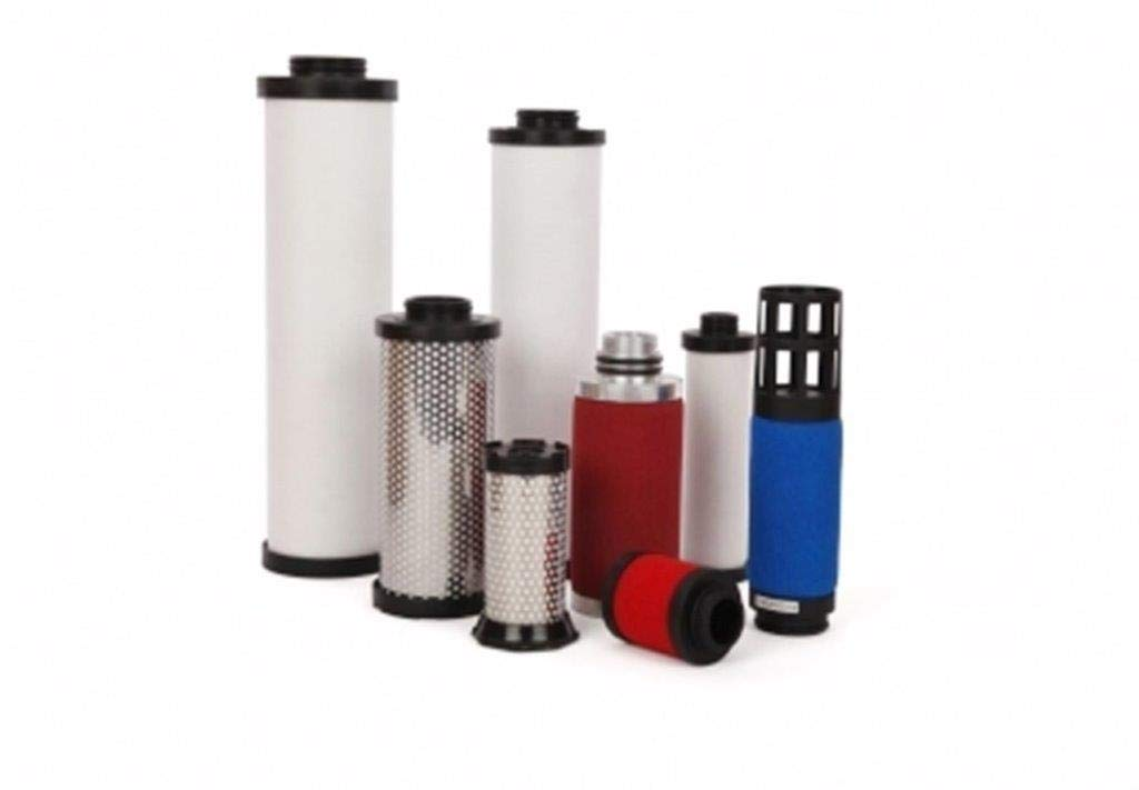 Millennium-Filters MHE1-32 HANKISON E1-32 Oil Vapor Removal Filter Element Direct Interchange Millennium Filters