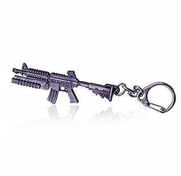 Llavero de lanzamiento de rifle con granada M16 de Shooter ...
