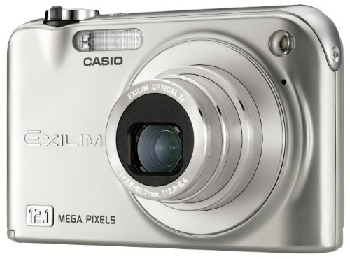 Casio Exlim EX-Z1200 12MP Digtial Camera with 3x Anti Shake Optical Zoom