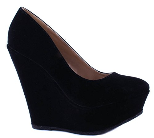 33 Trendy High Delicacy Heels Black Women's Shoes CzaUw4Uq