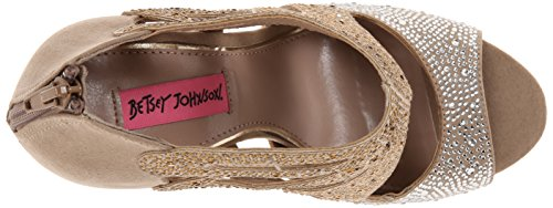 Betsey Johnson Nolaa Dress Sandal