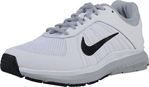 NIKE New Women's Dart 12 Running Shoe White/Black 6.5