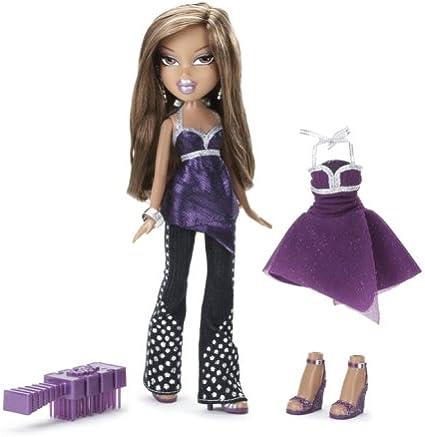 Amazon Com Mga Entertainment Bratz Passion 4 Fashion Yasmin Toys Games