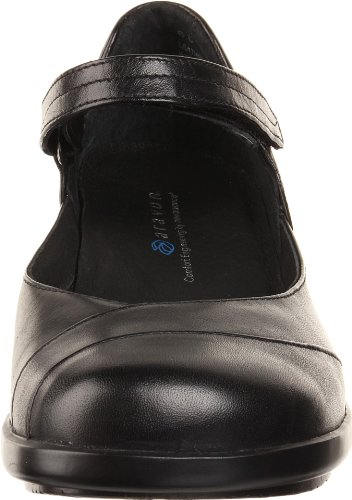 Black Women's Aravon Maya Leather Women's Aravon IaaHpqw