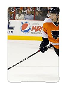 Forever Collectibles Philadelphia Flyers Nhl Hockey 21 Hard Snap-on Ipad Air Case With Design Made As Christmas's Gift