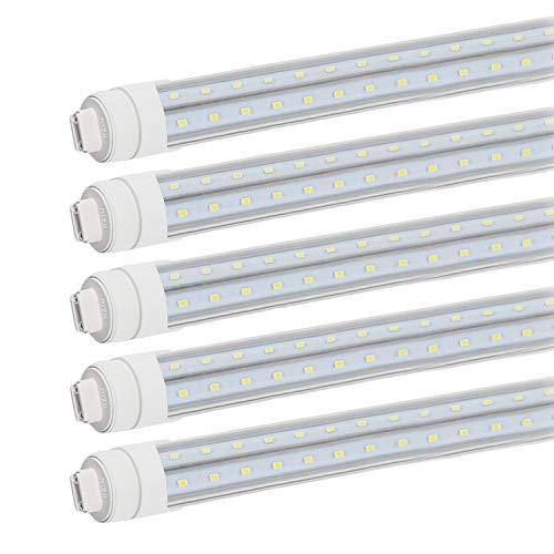 Jesled T8 T10 T12 R17d Ho 8ft Led Tube Light Bulbs