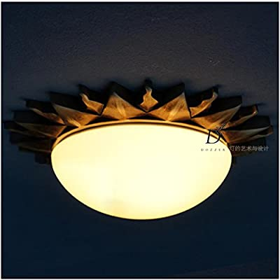 BGmdjcf Children'S Room Cartoon Sun Ceiling Light
