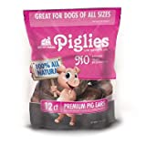 Betsy Farms Piglies Pig Ears (12 ct.) (pack of 6)