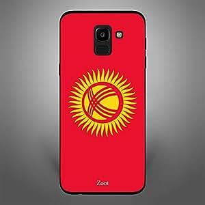 Samsung Galaxy J6 Kaziqistan Flag