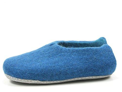 Casa 7980 Zapatillas De Mujer Blau Para Rohde Nepal wqEdvEI