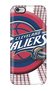 Diy Yourself Best Quality case cover With Cleveland Cavaliers Logo Nice Appearance Compatible With djMepu22zXU Iphone 6 Plus