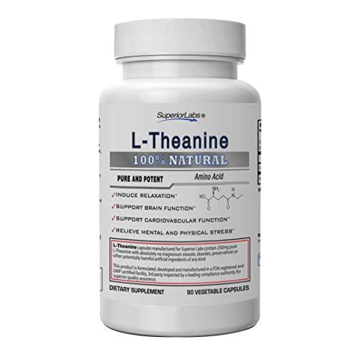 Superior Labs L-Theanine