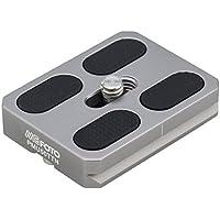 MeFOTO RoadTrip & GlobeTrotter Camera Plate - Titanium (PMU50TTN)