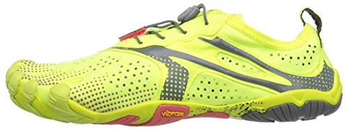 Zapatillas Mujer Run Amarillo para FiveFingers V Yellow Vibram Sqtxnw7fPx
