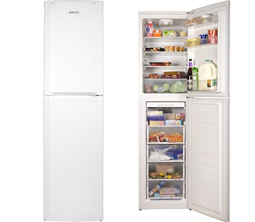 CF5015APW A+ Energy Rated Frost Free Fridge Freezer in White
