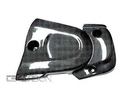 Amazon com: Buell XB9R / XB12R Carbon Fiber Sprocket Cover