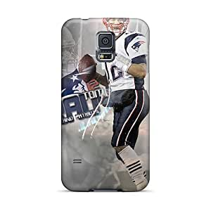 Fashionable YFGKK5685TKWhz Galaxy S5 Case Cover For Brady Nfl Player Protective Case