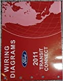 2011 FORD TRANSIT CONNECT Electrical Wiring Diagram Service Shop Repair Manual