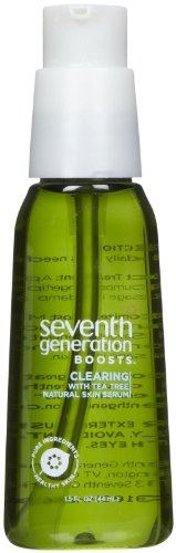 Seventh Generation Boost - Clearing Skin Serum, 1.5 Ounce